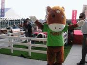 中山競馬場ターフィー